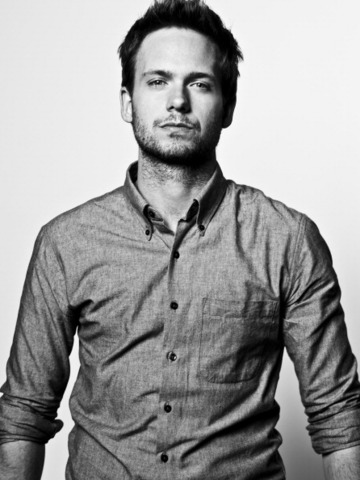 Patrick J Adams, Self Assignment, May 1, 2012