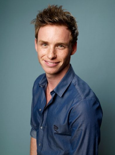 "TORONTO, ON - SEPTEMBER 10: Actor Eddie Redmayne of ""Hick"" poses for a portrait during the 2011 Toronto Film Festival at the Guess Portrait Studio on September 10, 2011 in Toronto, Canada. (Photo by Matt Carr/Getty Images)"