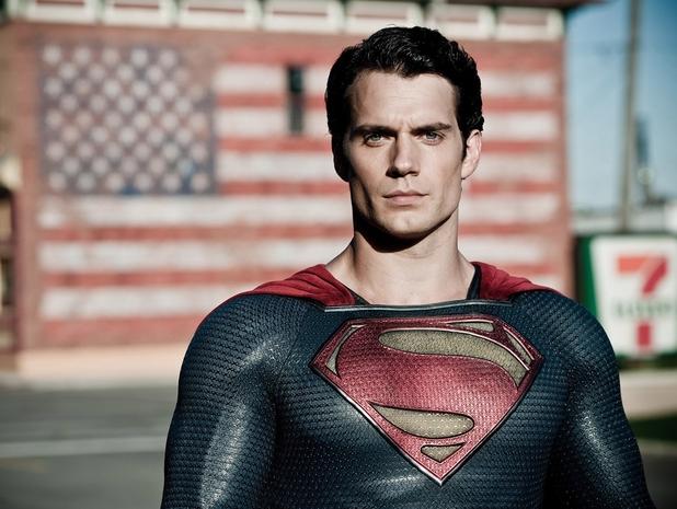 「ヘンリー カヴィル スーパーマン」の画像検索結果