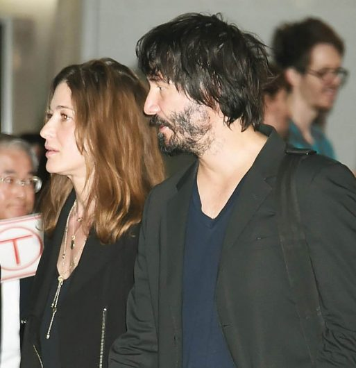 Keanu reeves dating who 9